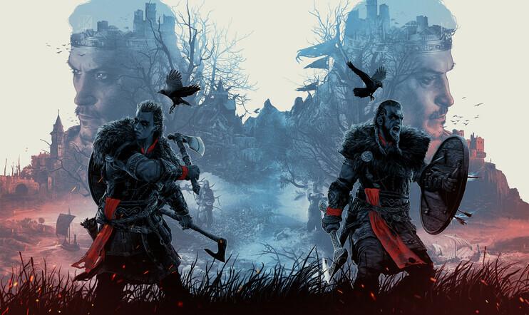 Assassin's Creed Valhalla, assassin's creed, Valhalla, ubisoft, julkaisu