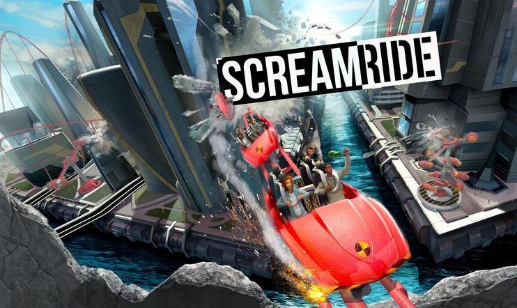 Arvostelussa Screamride