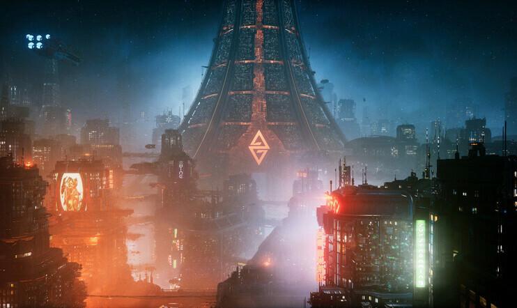 The Ascent, Curve Digital, Neon Giant