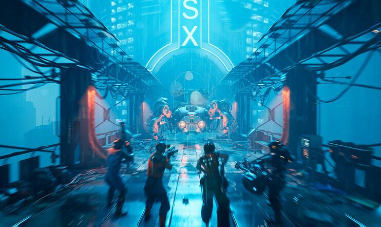 The Ascent, Curve Digital, Neon Giant, kyberpunk, cyberpunk, julkaisupäivä