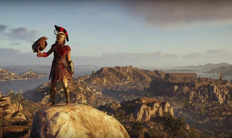 Assassin's Creed Odyssey, Story Creator Mode, E3 2019, E3