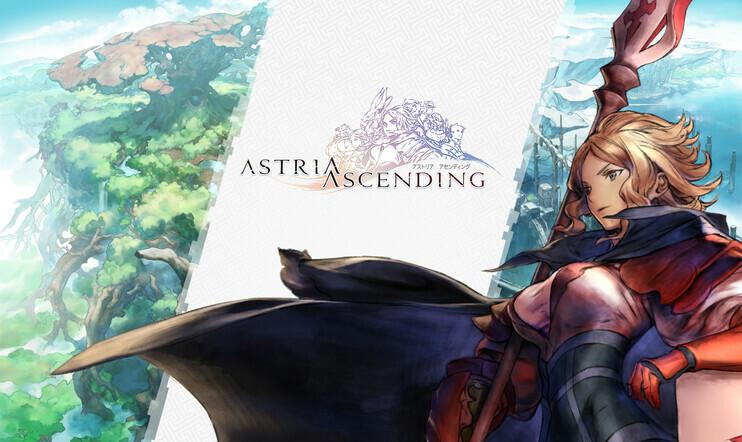 Astria Ascending, Final Fantasy, Kazushige Nojima, Hitoshi Sakimoto, RPG, JRPG, roolipeli,