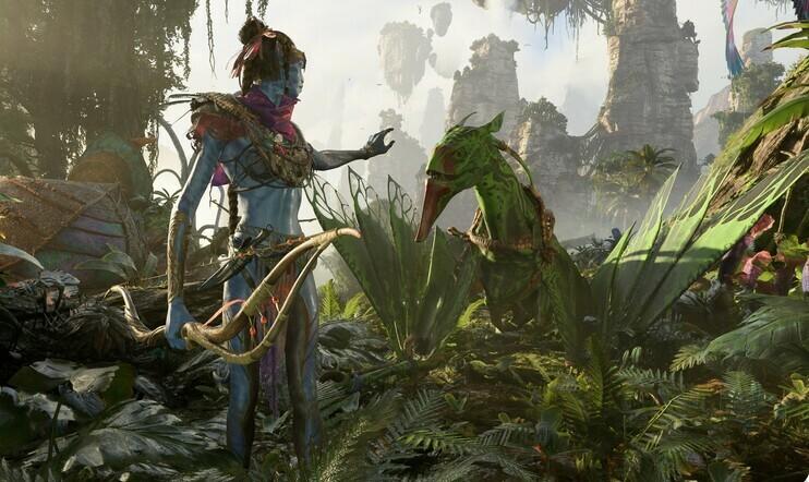 Paluu Pandoralle tapahtuu ensi vuonna – Avatar: Frontiers of Pandora teki esiinmarssinsa