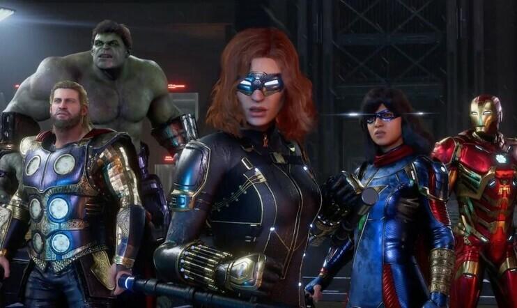 Marvel's Avengersin elokuisissa betatesteissä runsaasti pelattavaa – Haukansilmä peliin julkaisun jälkeen