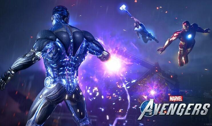 Marvel's Avengers, Avengers, Kostajat, War Table, Crystal Dynamics, square enix, Marvel