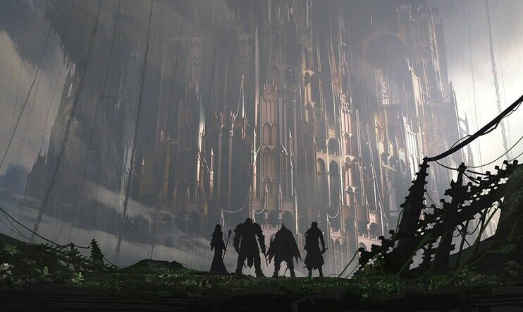 PlatinumGames ja Square Enix, Babylon's Fall