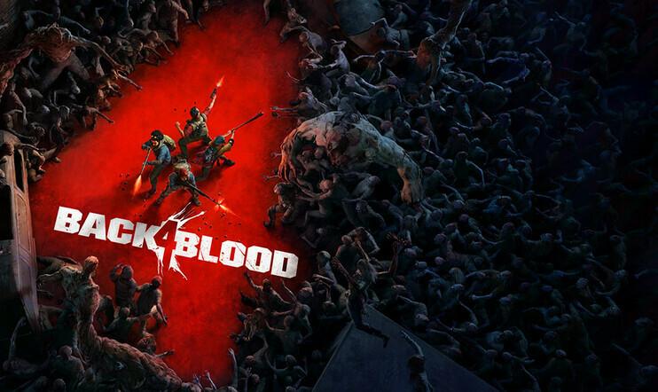 Back 4 Blood, Turtle Rock Studios, Left 4 Dead,  fps, zombi, coop, julkaisupäivä