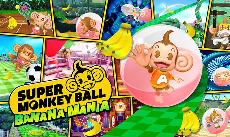 Super Monkey Ball -klassikot kootaan kokoelmapaketiksi – myös Danganronpa -murhamysteerit kasataan yhteen