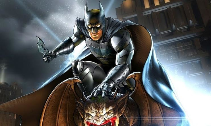 Batman: The Enemy Within – The Telltale Series, Episode 1: The Enigma