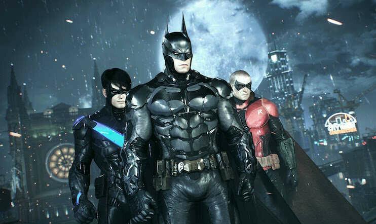 Batman: Arkham Legacy, WB Games Montreal, Arkham