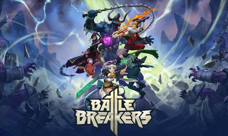 Fortnite-tekijöiden uusin peli Battle Breakers julkaistiin virallisesti