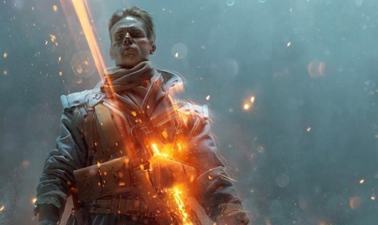 Ensitestissä Battlefield 1:n ensimmäinen laajennus They Shall Not Pass
