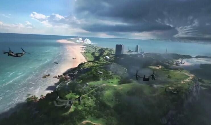 Battlefield 6 leaked screenshots