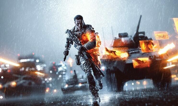 Battlefield 4, 2042, EA, DICE, palvelin, pelaaja, määrä