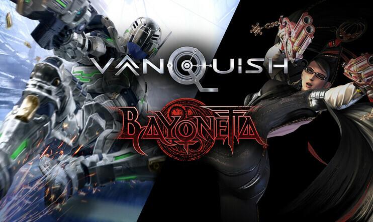 PlatinumGames, Bayonetta, Vanquish
