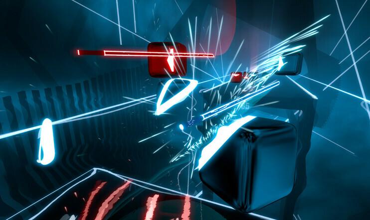 Beat Saber, Oculus, Oculus Studios, virtuaalitodellisuus, VR,