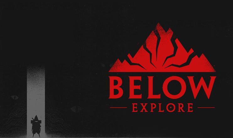Below, Capybara games, Capy Games, Explore, ps4
