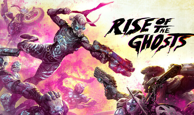 rage 2, Rise of the Ghosts, Bethesda, Avalanche Studios, id Software, DLC,