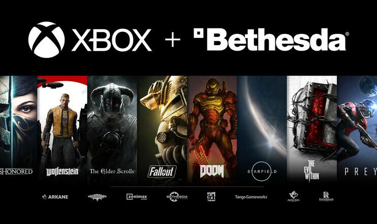 Doom, xbox, bethesda, Bethesda Softwaorks, The Elder Scrolls, fallout, id software, Microsoft