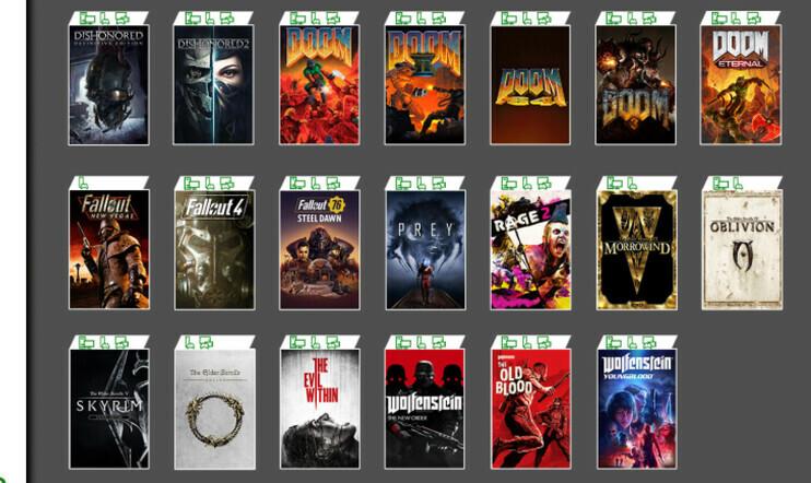 Bethesda, Microsoft, Game Pass, Xbox Series X, pc, xcloud