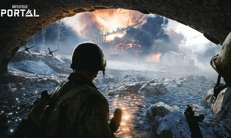 Battlefield 2042, battlefield, Portal, dice, Ripple Effect, DICE LA, custom, fps