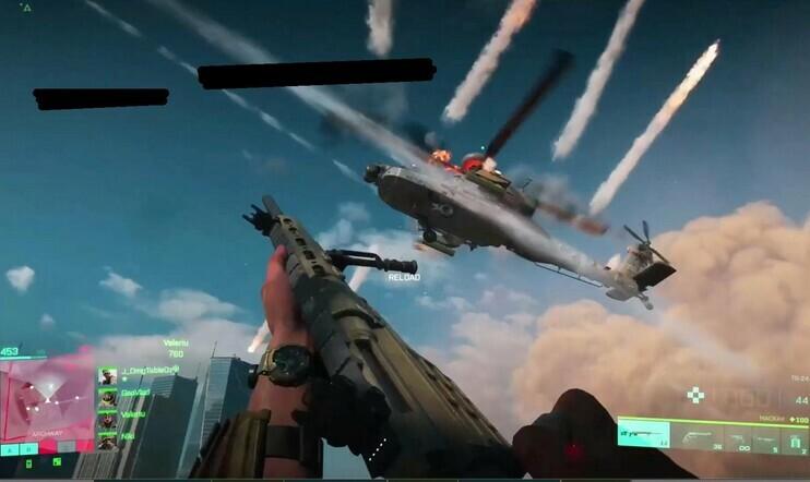 Battlefield 6, EA, DICE, vuoto, kuvakaappaus,