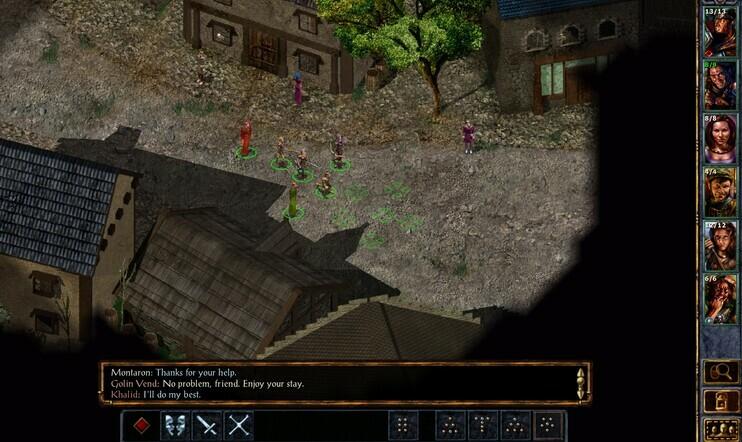 Retrostelussa Baldur's Gate – historian vaikutusvaltaisin tietokoneroolipeli