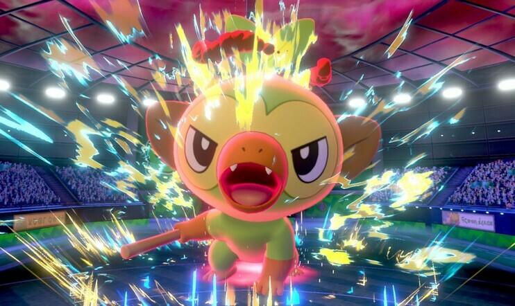 Pokémon, Sword, Shield, Switch, Super Smash Bros. Nintendo, Game Freak