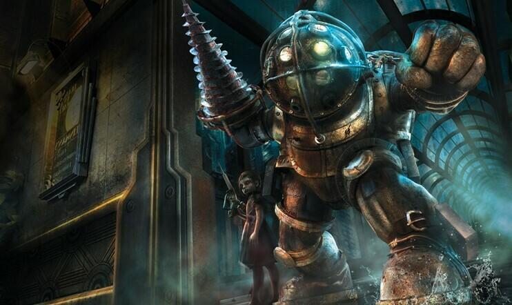 BioShock 4, Cloud Chamber, 2K Games, jatko-osa, hiekkalaatikko, avoin pelimaailma, sivutehtävä