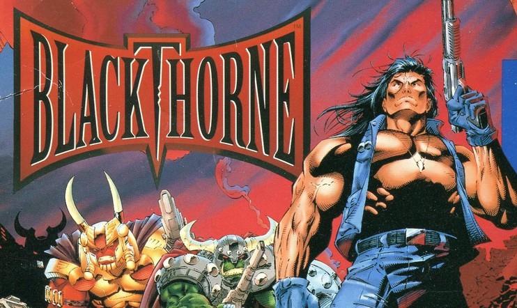 Retrostelussa Blackthorne