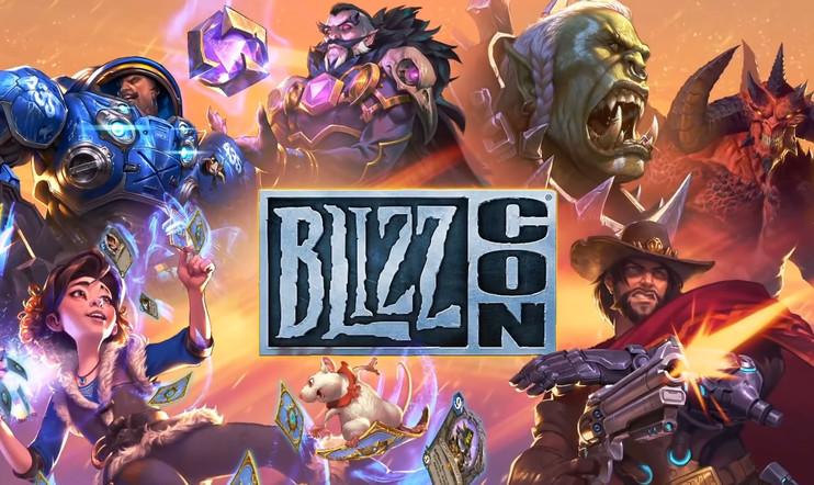BlizzCon 2018–kilpailu