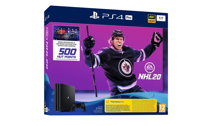 Kilpailu, NHL 20, PS4 Pro, NHL 20 PS4 Pro bundle