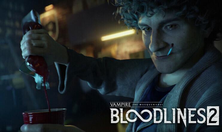 Vampire: The Masquerade - Bloodlines 2, Vampire: The Masquerade, Bloodlines 2, roolipeli, Paradox, Paradox Interactive