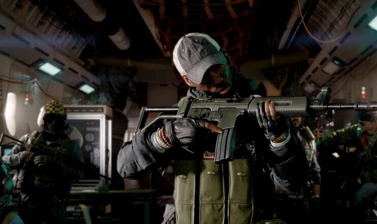 Call of Duty: Black Ops Cold War, Modern Warfare, Warzone,