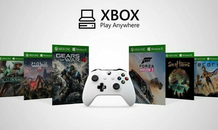 Microsoft, Xbox Play Anywhere, Project Scarlett, Xbox One, Xbox, Phil Spencer