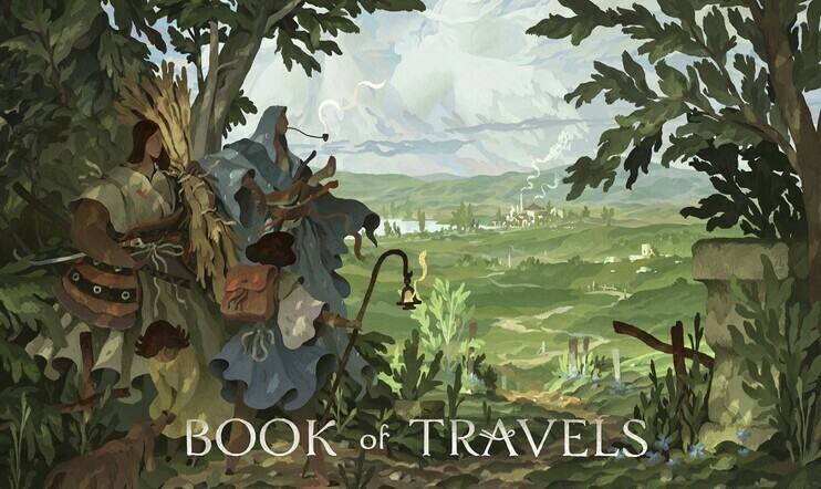 Book of Travels, TMO, Might and Delight, 2020, roolipeli,