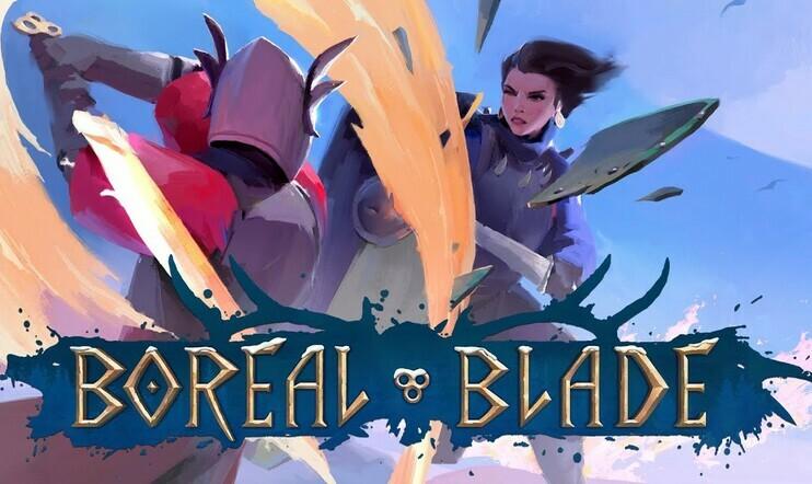 Boreal Blade, Frozenbyte, Suomi, eSHop, Switch, Steam, moninpeli, lähitaistelu,