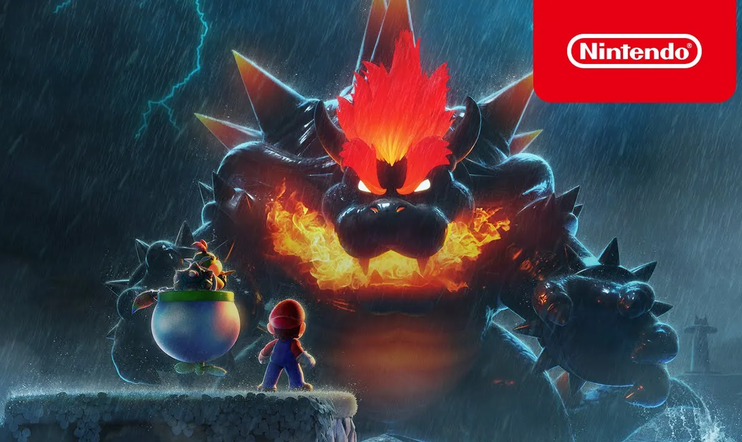 Super Mario 3D World + Bowser's Fury, Super Mario 3D World, Bowser's Fury, Nintendo, Switch, Bowser,