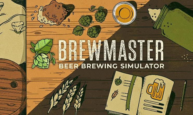 Brewmaster, Auroch Digital, indie, simulaatio, olut, kalja,