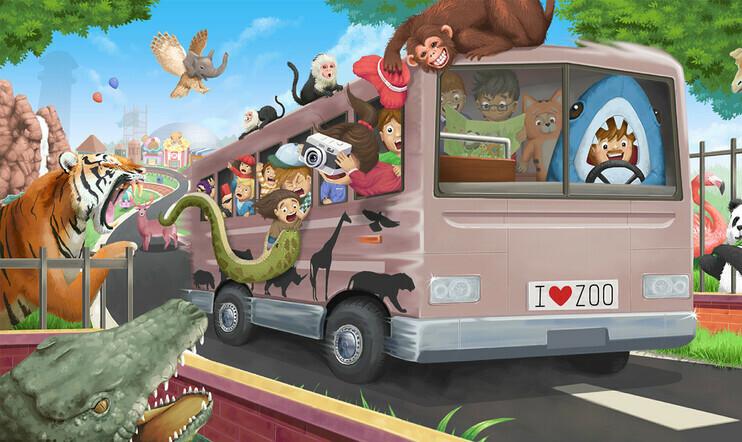 Let's Build a Zoo, simulaatio, hallinnointi, julkaisupäivä,