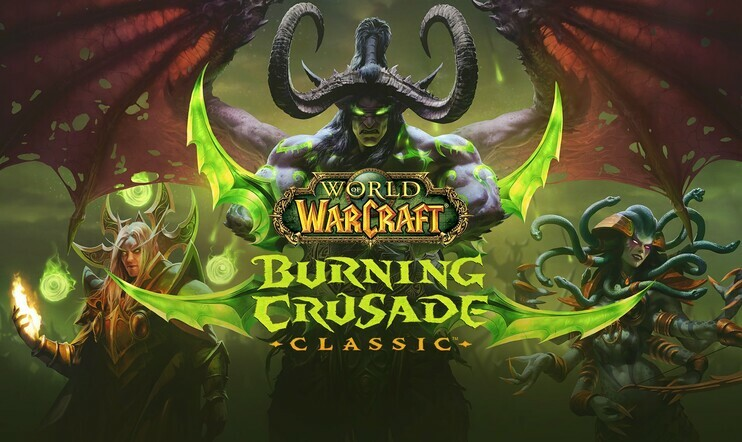 World of Warcraft Classic, World of Warcraft, Classic, WoW, Blizzard, MMO, Burning Crusade, Blizzard Entertainment