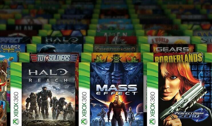 Microsoft, Xbox Series, taaksepäin yhteensopivuus
