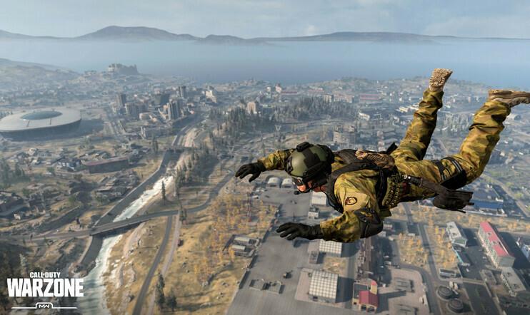 Call of Duty: Warzonen karttaan on luvassa isoja muutoksia huhujen mukaan.