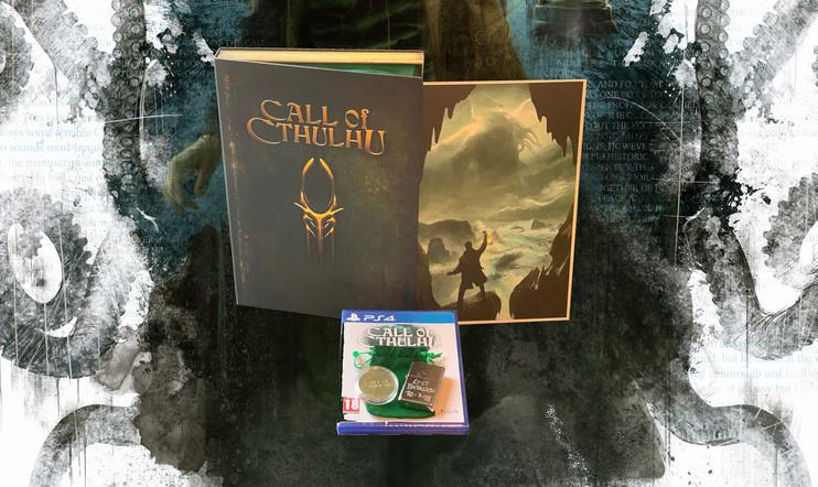 KISA: Voita Call of Cthulhu -peli PlayStation 4:lle + tuotesälää!