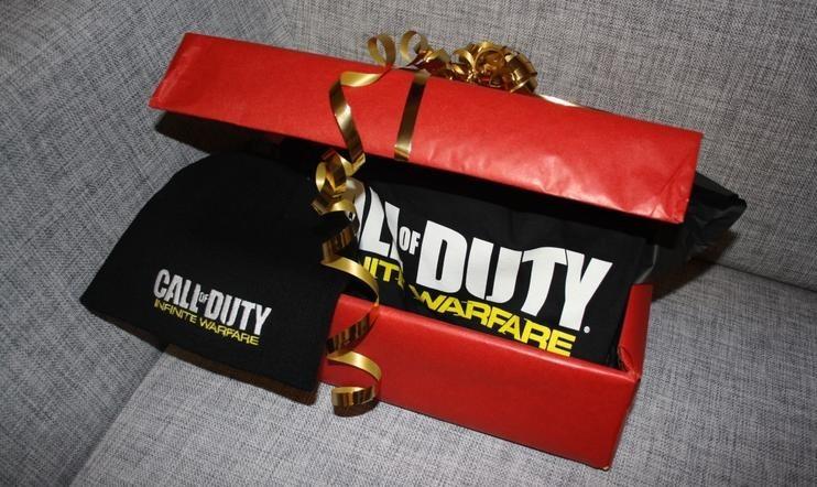 VOITA Call of Duty: Infinite Warfare ekstraherkuilla!