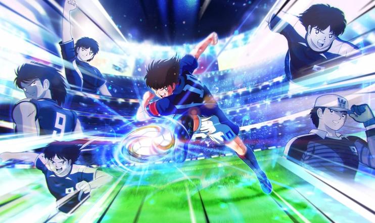 Captain Tsubasa: Rise of New Champions, Captain Tsubasa, Bandai Namco, tamsoft, 2020, jalkapallo, futis, urheilu,