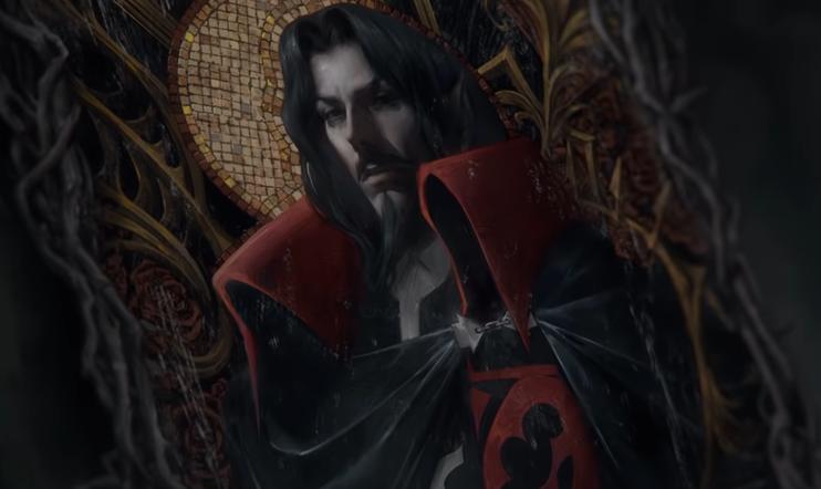 Castlevania, netflix, Konami, Alucard, Dracula,