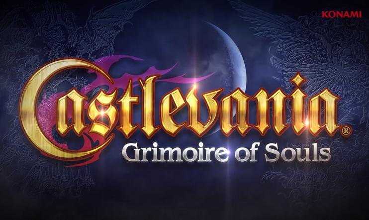 Castlevania: Grimoire of Souls, Apple Arcade, iOS, Konami