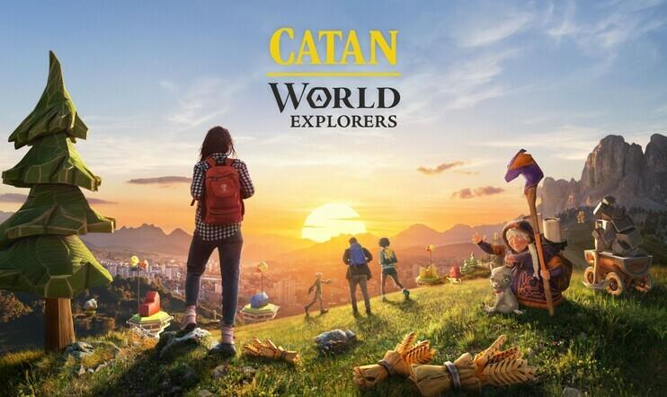 Pokémon GO, Catan, mobiili, World Explorers, Niantic, Niantic Labs, mobiili, AR,