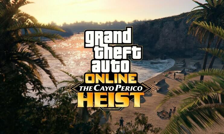 The Cayo Perico Heist, gta, GTA Online, Grand Theft Auto Online, Rocksta, rockstar games